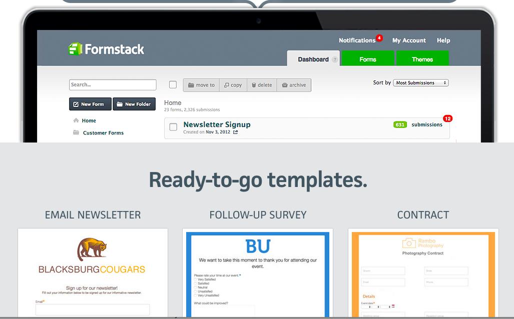 Formularios Web Ejemplos