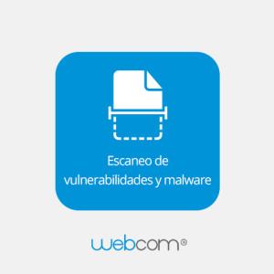 Escaneo de vulnerabilidades y malware