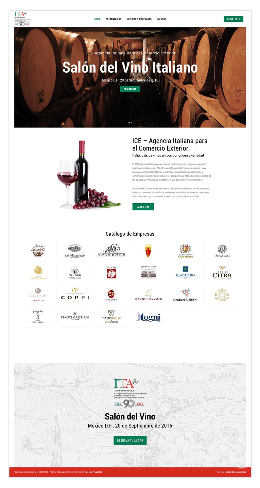 Agencia Italiana para el Comercio Exterior